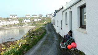 The Bay, Portnahaven Holiday Cottage, Islay