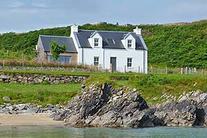 Barnacle Cottage Carraig Fhada